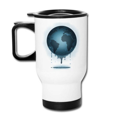 Water For Life Travel Mug Designed By Saqman