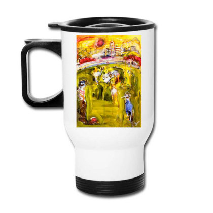 Down At Wittonga Park   T Shirt Travel Mug Designed By Coolkids