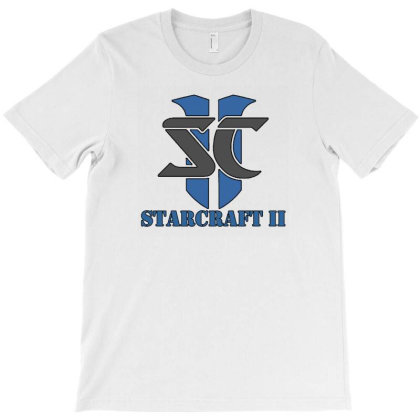 Starcraft Ii T-shirt Designed By Mircus