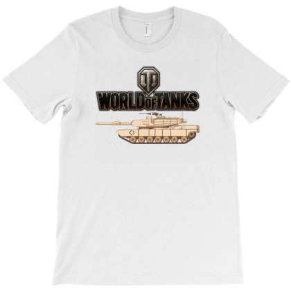 World Of Tanks T-shirt Designed By Mircus
