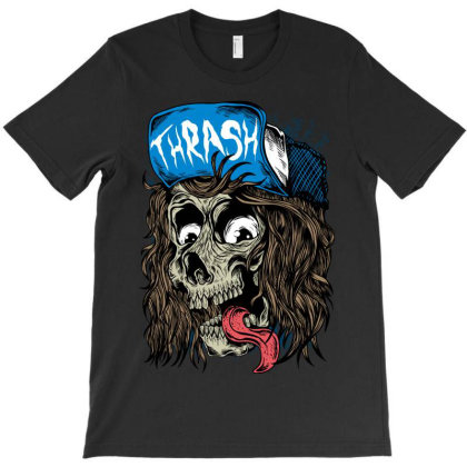Thrash T-shirt Designed By Kranxdesign