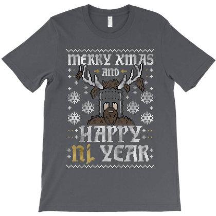 Happy Ni Year! T-shirt Designed By Raffiti