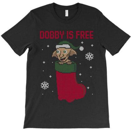 Free Elf! T-shirt Designed By Raffiti