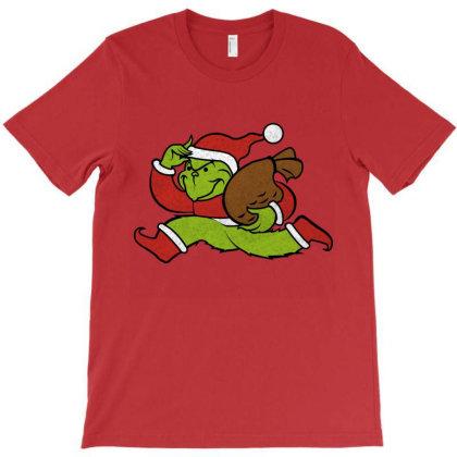 Christmas Theft 1.0! T-shirt Designed By Raffiti