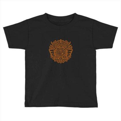 Druid Toddler T-shirt Designed By Blackstone