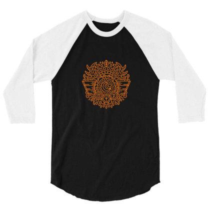 Druid 3/4 Sleeve Shirt Designed By Blackstone