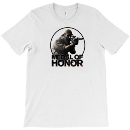 Medal Of Honor T-shirt Designed By Mircus