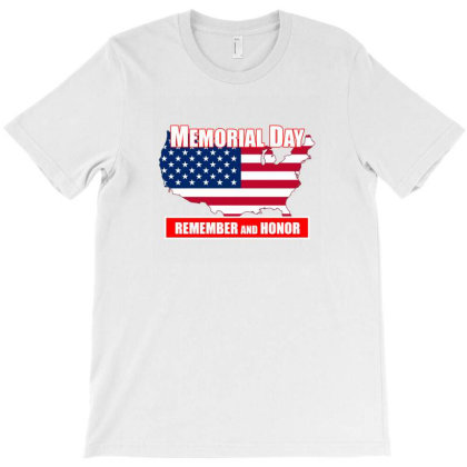 Memorial Day T-shirt Designed By Mircus