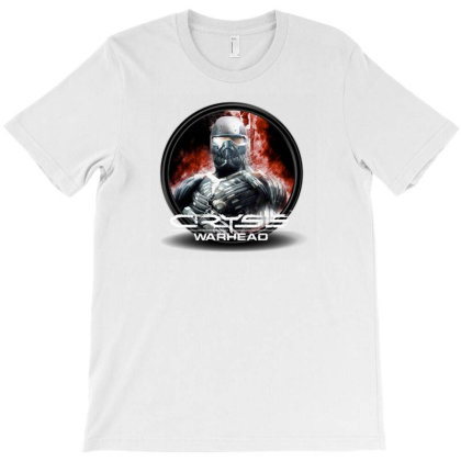 Crysis T-shirt Designed By Mircus