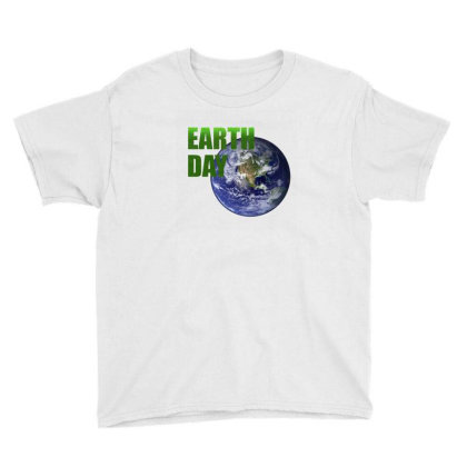 Earth Day Youth Tee Designed By Mircus