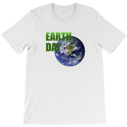 Earth Day T-shirt Designed By Mircus
