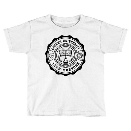 University Of Magic Toddler T-shirt Designed By Olipop