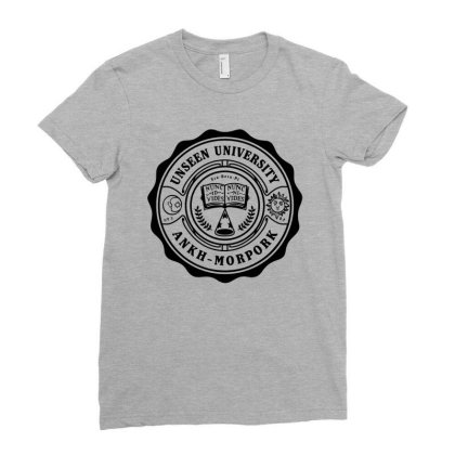 University Of Magic Ladies Fitted T-shirt Designed By Olipop