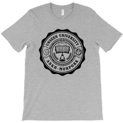 University Of Magic T-shirt Designed By Olipop