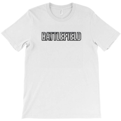 Battlefield T-shirt Designed By Mircus