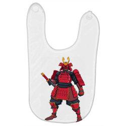 Samurai, ninja, skull Baby Bibs | Artistshot
