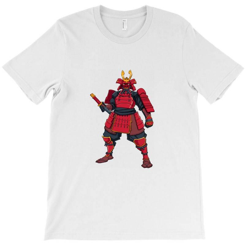 Samurai, Ninja, Skull T-shirt   Artistshot