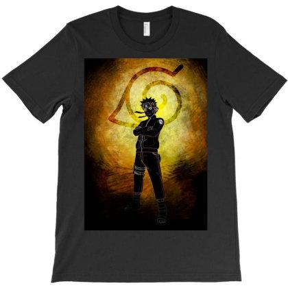 Ninja Awakening T-shirt Designed By Ryukrabit