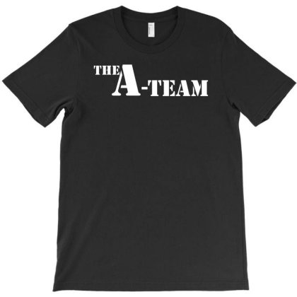 The A Team T-shirt Designed By Lyly