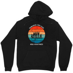 Memorial Day 2020 Quarantined Unisex Hoodie Designed By Kakashop