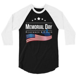 memorial day 2020 3/4 Sleeve Shirt | Artistshot
