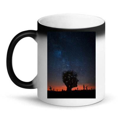 Daddy Magic Mug Designed By Omerpsd