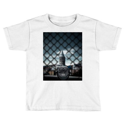 Istanbul Toddler T-shirt Designed By Omerpsd