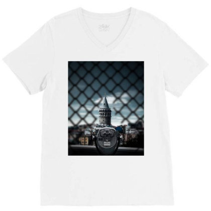 Istanbul V-neck Tee Designed By Omerpsd