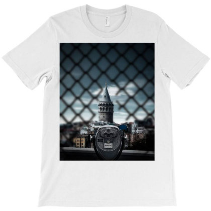 Istanbul T-shirt Designed By Omerpsd