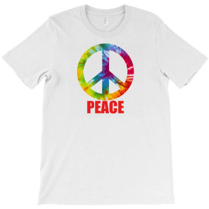 Peace T-shirt Designed By Mircus