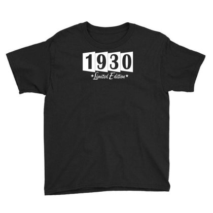 1930 Limited Edition Youth Tee Designed By Vanotees