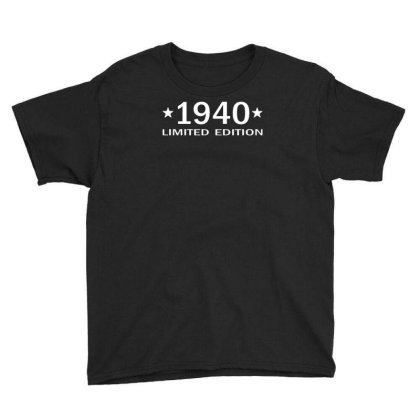 1940 Limited Edition Youth Tee Designed By Vanotees