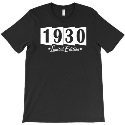 1930 Limited Edition T-shirt Designed By Vanotees