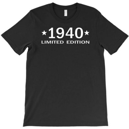 1940 Limited Edition T-shirt Designed By Vanotees