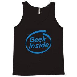 geek inside Tank Top | Artistshot