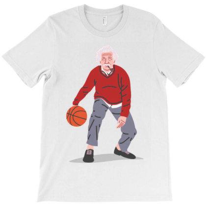Balling Einstein T-shirt Designed By Vanitty