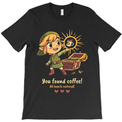 The Legendary Coffee T-shirt Designed By Vanitty