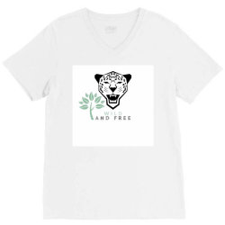wild and free T-shirt V-Neck Tee | Artistshot