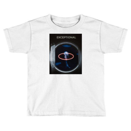 Exceptional Toddler T-shirt Designed By Amuratarik