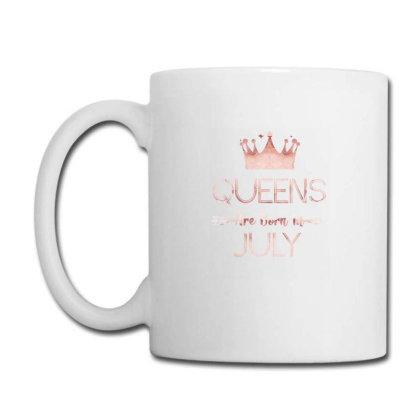 Birthday Born In July Coffee Mug