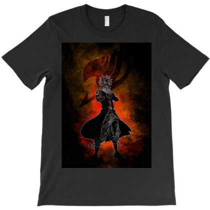 Fire Awakening T-shirt Designed By Ryukrabit
