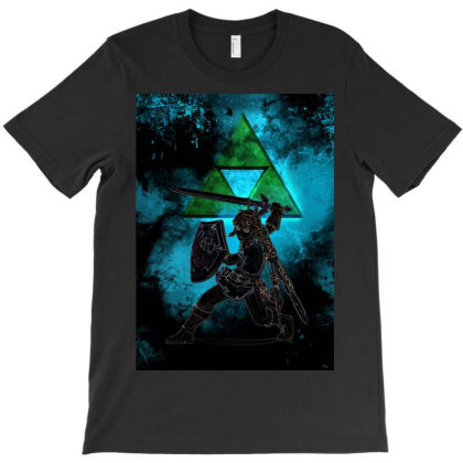 Breath Awakening T-shirt Designed By Ryukrabit