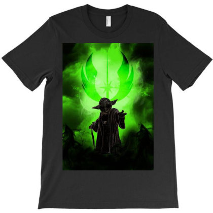 Jedi Awakening T-shirt Designed By Ryukrabit