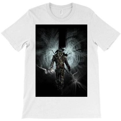 Hunter Awakening T-shirt Designed By Ryukrabit