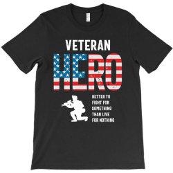Veteran Hero - Memorial Day Gift T-shirt Designed By Cidolopez