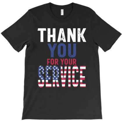 Thank You For Your Service - Memorial Day Gift T-shirt Designed By Cidolopez