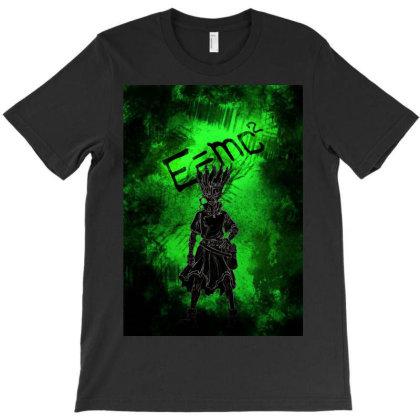 Genius Awakening T-shirt Designed By Ryukrabit