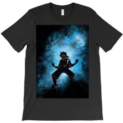 Wizard Awakening T-shirt Designed By Ryukrabit
