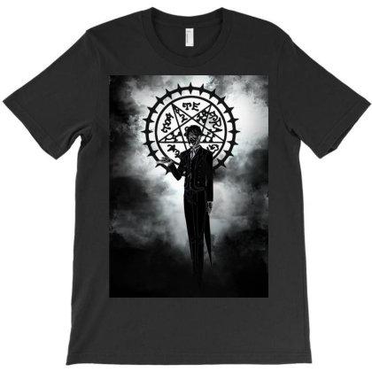 Devil Awakening T-shirt Designed By Ryukrabit