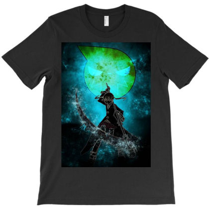 Meister Awakening T-shirt Designed By Ryukrabit